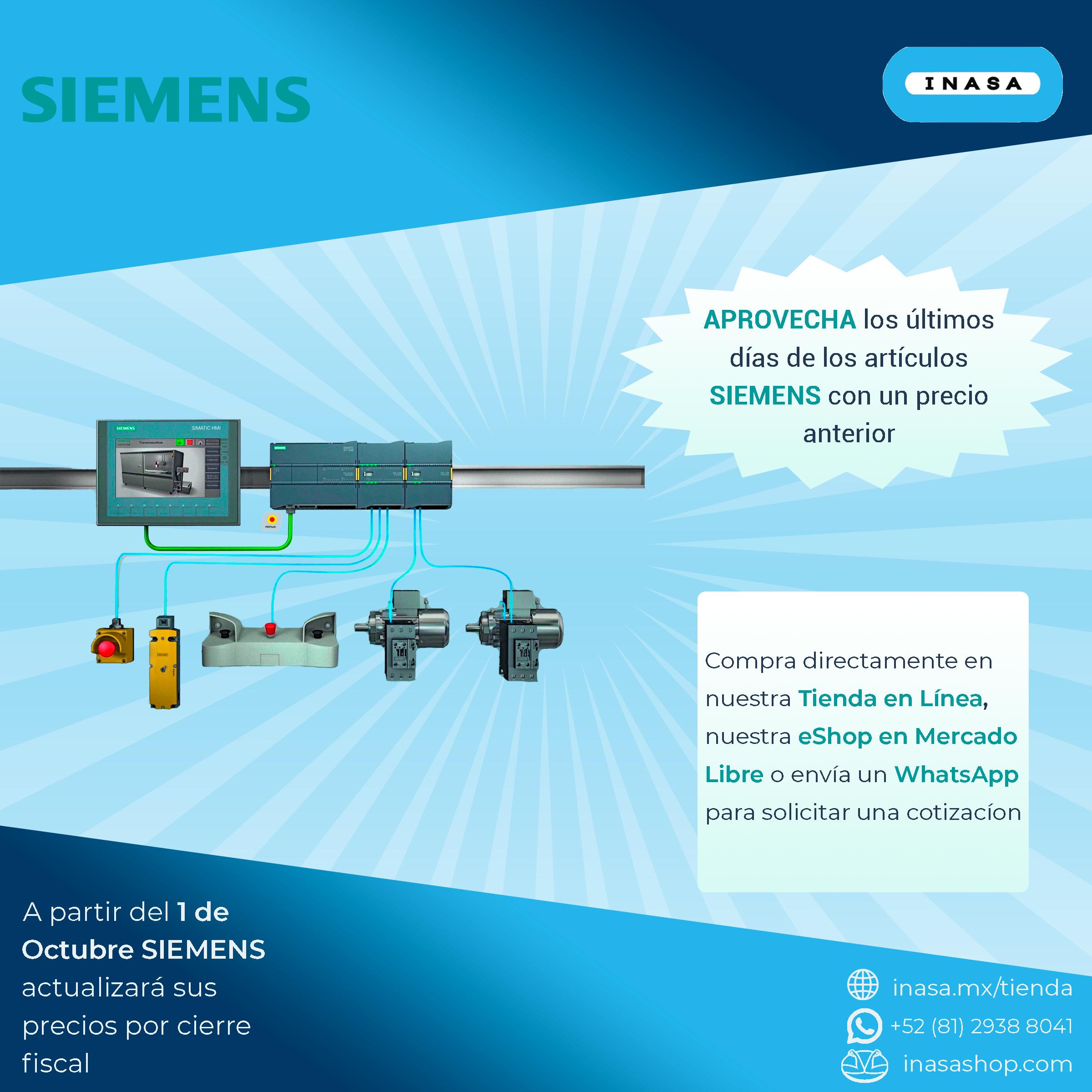Aumento Siemens