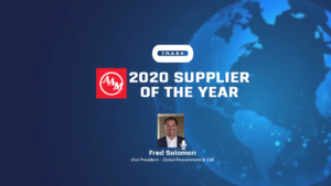 Premio a la excelencia del proveedor AMM 2020