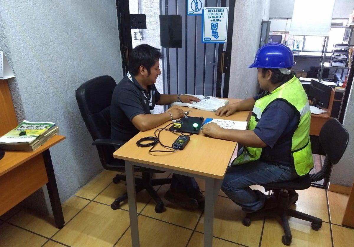 venta de material eléctrico y electrónico, sucursales en varios puntos de la República Mexicana